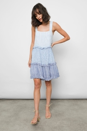 Rails Mixed Stripe Dress - Front cropped