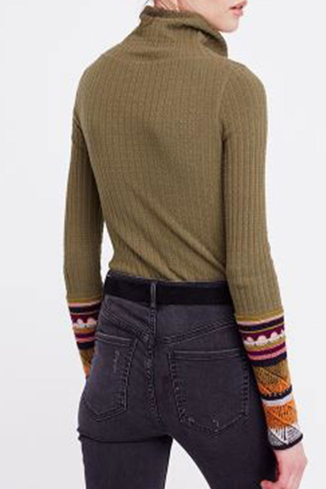 Free People Mixed Up Cuff - Front Full Image