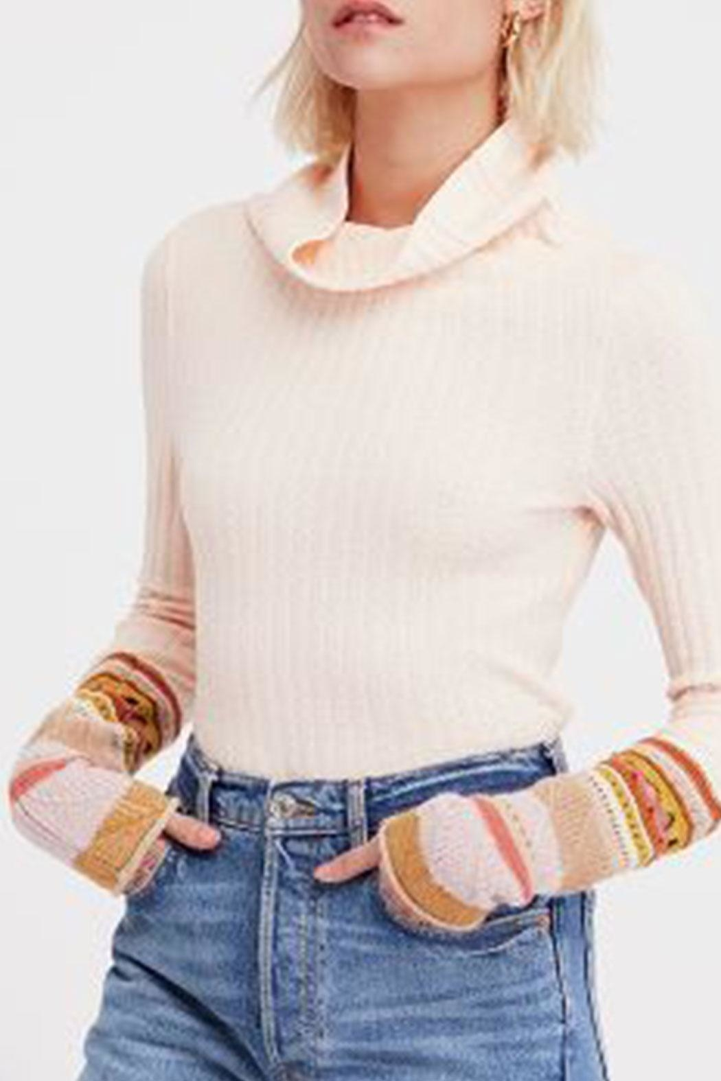 Free People Mixed Up Cuff - Front Cropped Image