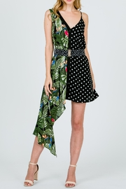 Clara Story Mixed Up Dress - Front cropped
