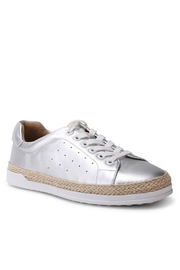 Wanted Mixer Straw Sneaker - Front cropped