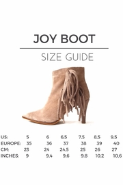 MIYE COLLAZZO BEIGE JOY BOOTIE - Other