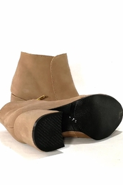 MIYE COLLAZZO Beige Leather Bootie - Other