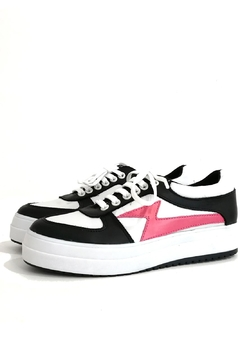 Shoptiques Product: Black Malva Sneaker
