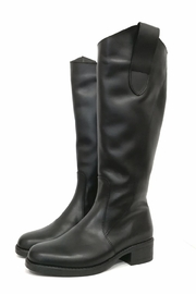 MIYE COLLAZZO Black Manja Boot - Product Mini Image