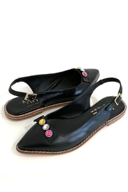 MIYE COLLAZZO Black Sapling Shoe - Other