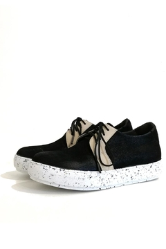 Shoptiques Product: Black Trumpet Sneakers