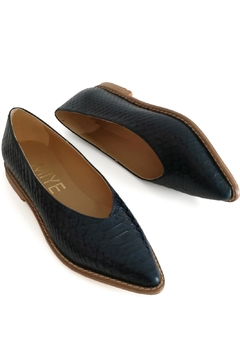MIYE COLLAZZO Blue Shoe Pericon - Alternate List Image