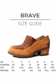 MIYE COLLAZZO Brown Brave Booties - Other