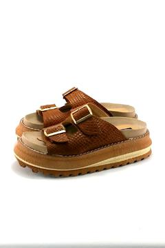 Shoptiques Product: Brown Platform Sandals