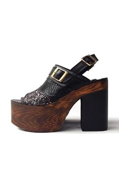 Shoptiques Product: High Leather Sandal