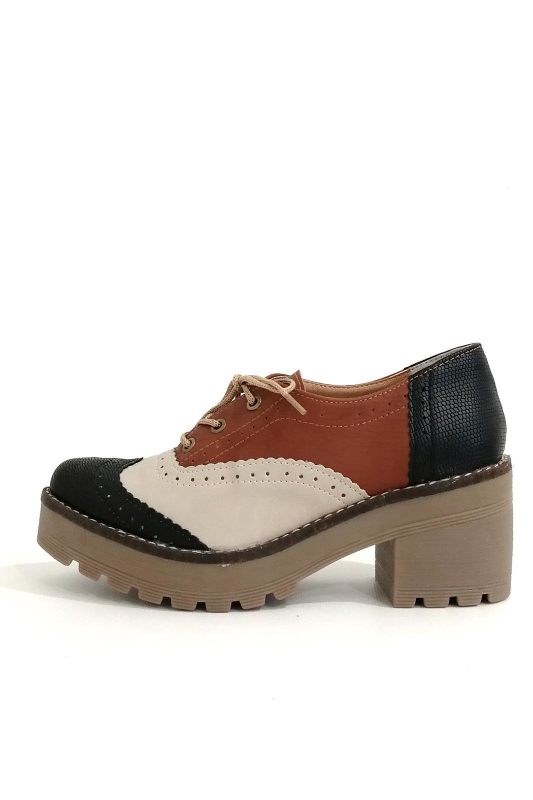 MIYE COLLAZZO Hope Shoes - Front Full Image