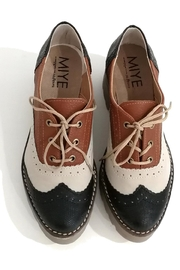 MIYE COLLAZZO Hope Shoes - Back cropped