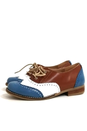 MIYE COLLAZZO Little Prince Blue Shoes - Product Mini Image