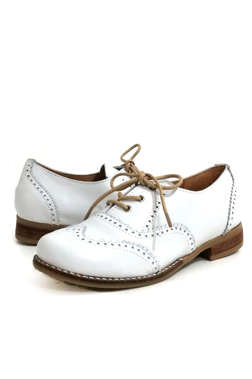 MIYE COLLAZZO Little Prince Shoes - Back Cropped Image
