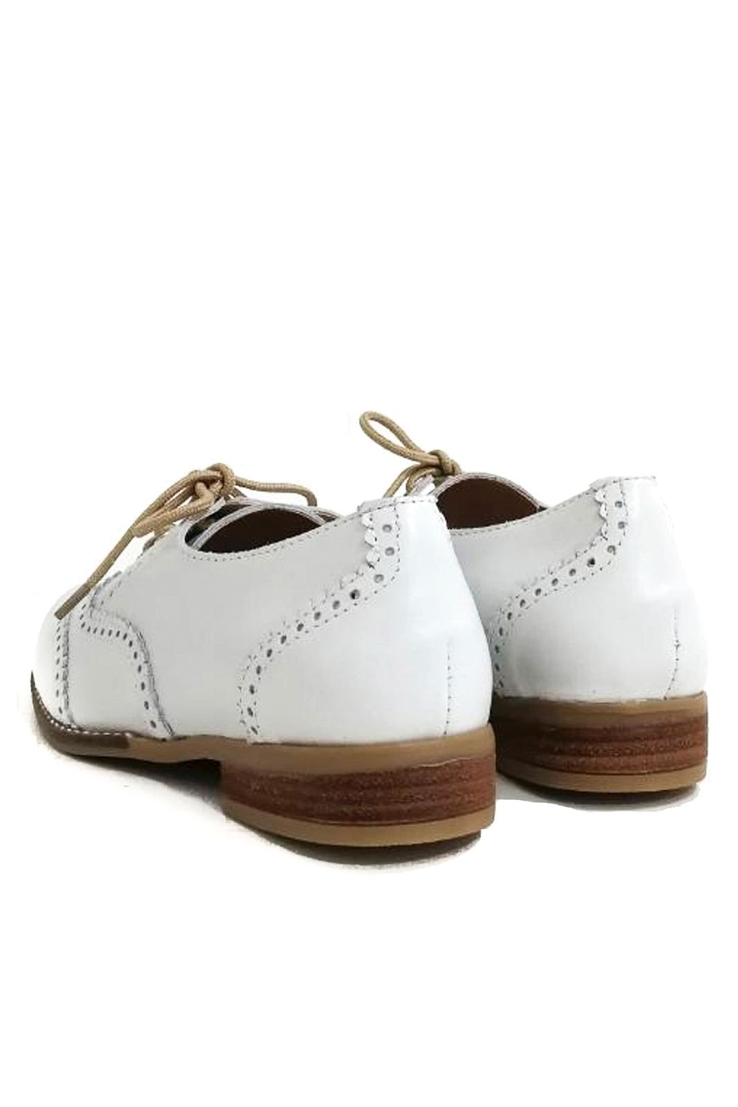MIYE COLLAZZO Little Prince Shoes - Side Cropped Image