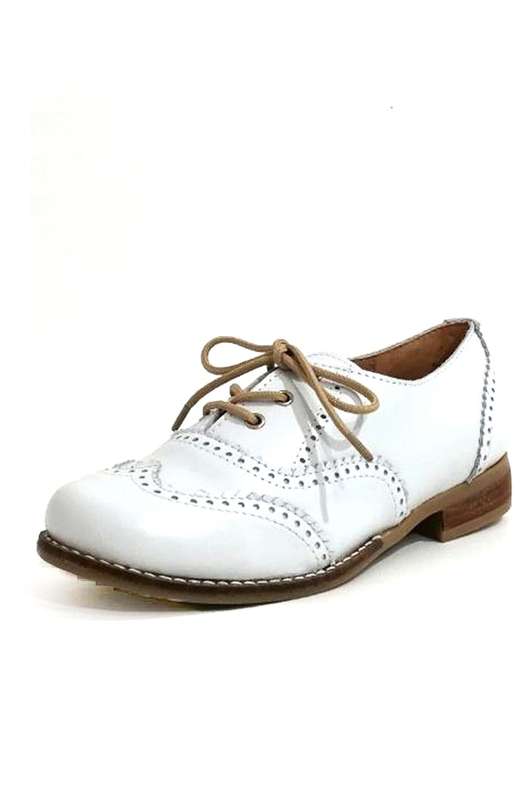 MIYE COLLAZZO Little Prince Shoes - Front Full Image