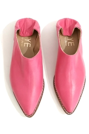 MIYE COLLAZZO Pink Mule Shoes - Other