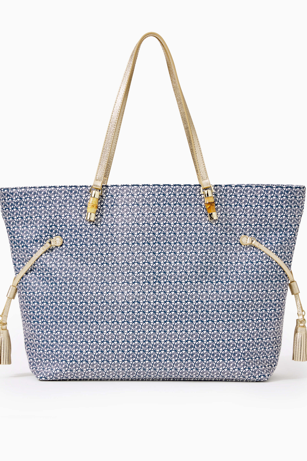 Lilly Pulitzer  Mizner Tote - Front Full Image