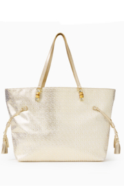 Lilly Pulitzer  Mizner Tote - Front full body