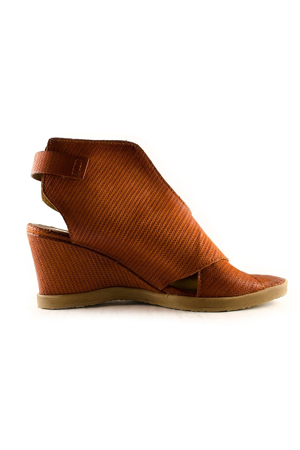 MJUS 682 Wedge Sandals - Side Cropped Image