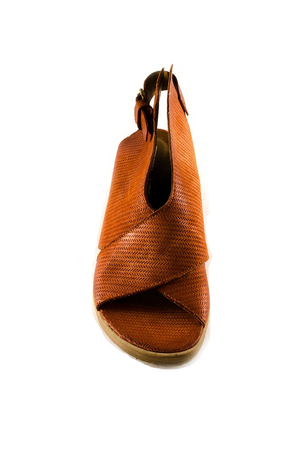 MJUS 682 Wedge Sandals - Front Full Image