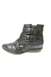 MJUS Blue Leather Boot - Product Mini Image