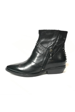 MJUS Pointed Leather Boot - Alternate List Image