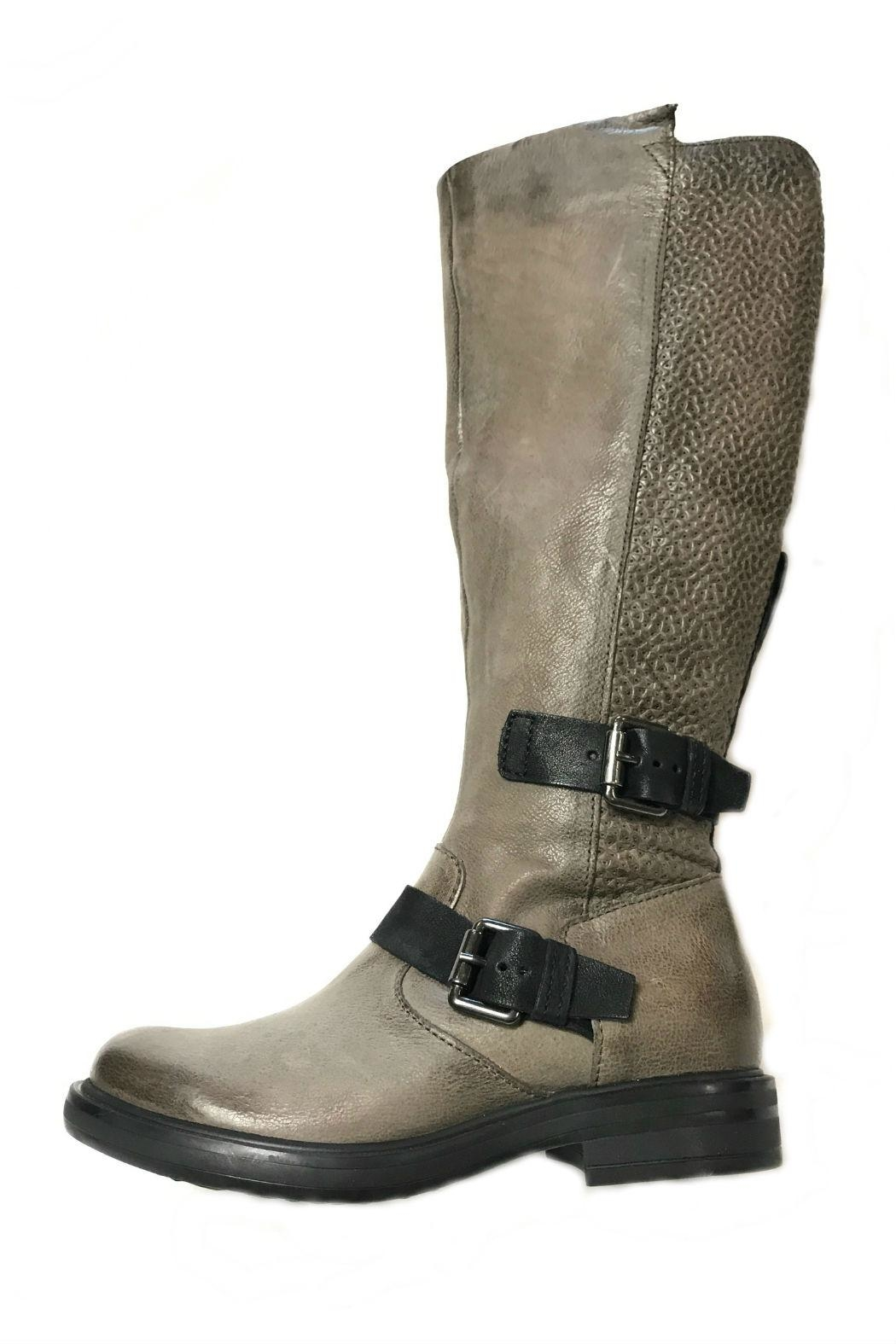 MJUS Tall Leather Boot - Main Image