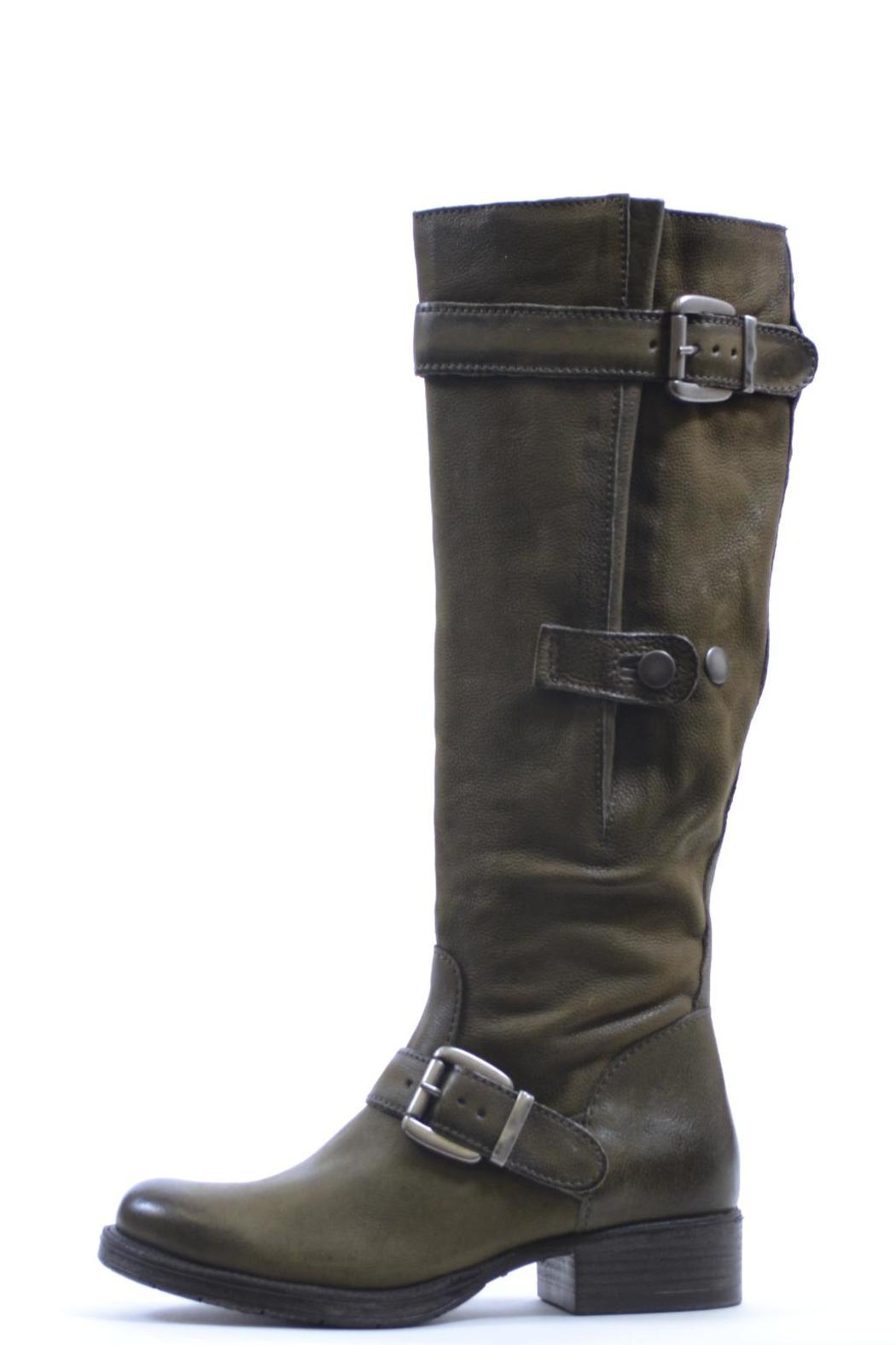 MJUS Wide Calf Boot from Canada by