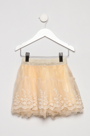 ML Kids Tutu Fluffy Skirt - Back cropped