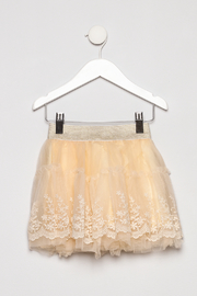 ML Kids Tutu Fluffy Skirt - Product Mini Image