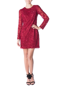 Shoptiques Product: Passion Red Dress