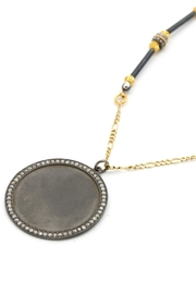 Maria Lightfoot Oss Disc Necklace - Product Mini Image