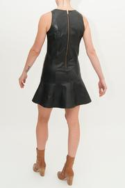 MLM The Label Dropwaist Leather Dress - Other
