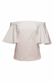 MLM The Label Highlight Shoulder Top - Front cropped