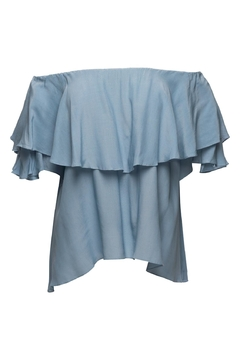 MLM The Label Maison Off Shoulder Blouse - Product List Image