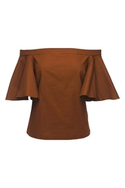 MLM The Label Off Shoulder Top - Product Mini Image