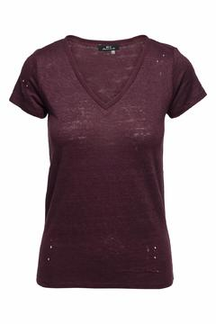 MLV Anberlin Mulberry Tee - Product List Image