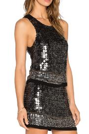MLV Jack Sequin Top - Front full body