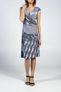 MLY Wrap Printed Dress - Product List Image