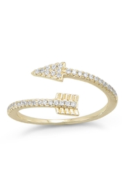 MMA Silver 14k Arrow Ring - Product Mini Image