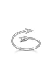 MMA Silver Aim High Ring - Product Mini Image