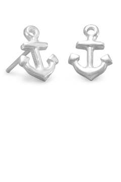 MMA Silver Anchor Studs - Alternate List Image
