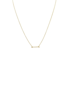 Shoptiques Product: Arrow Necklace