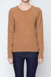 mo:vint Bow Back Sweater - Front cropped