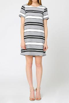 mo:vint Striped  Sleeve Dress - Product List Image