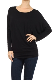 Moa Dolman Sleeve Tunictop - Product Mini Image