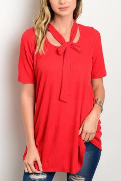 Shoptiques Product: Red Top
