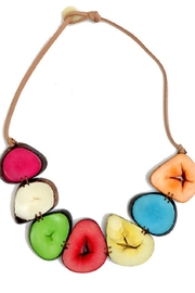 Organic Tagua Jewelry Moana Organic Necklace - Product Mini Image